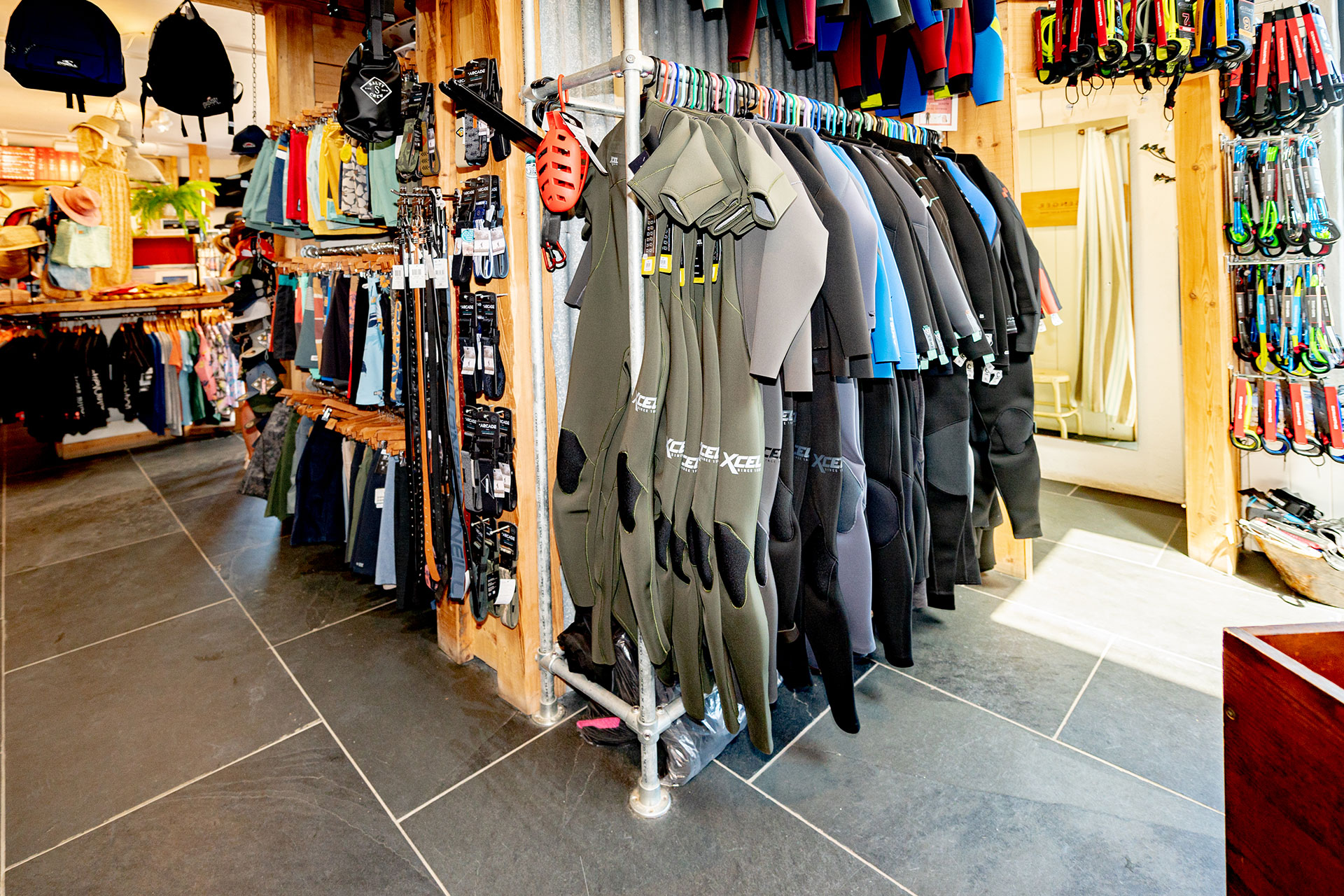 surf shop clothing jersey